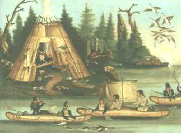 HISTORY OF THE NATIVE AMERICAN DOG - MAJESTIC VIEW KENNELS ...